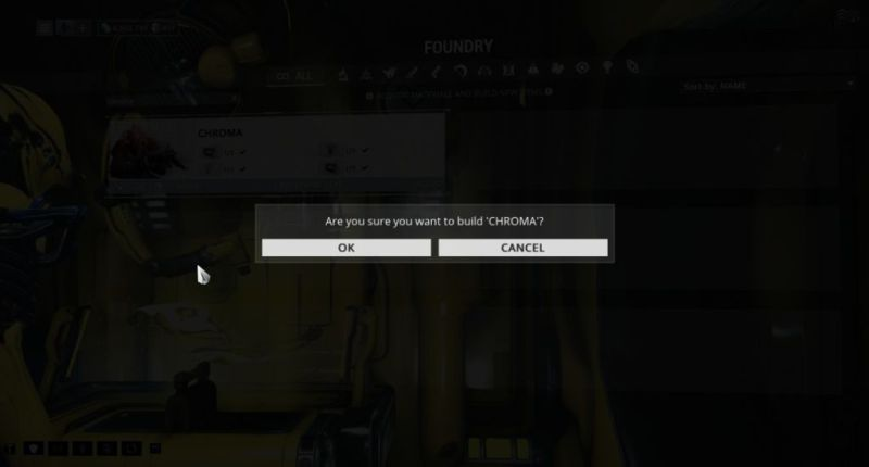 Yes. Yes I fucking DO want to build Chroma.