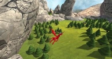Oh hey, a dragon.