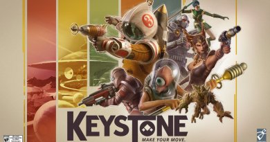Keystone, DE's new game