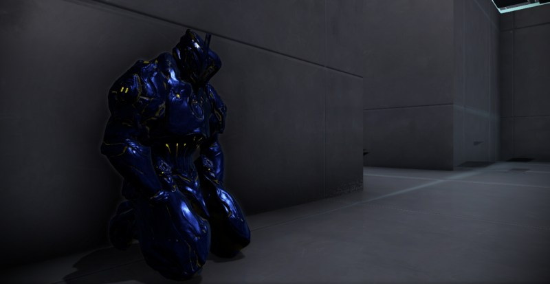 Patiently sitting here, waiting to trample someone to death...
