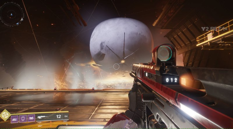 Screenshot from Destiny 2