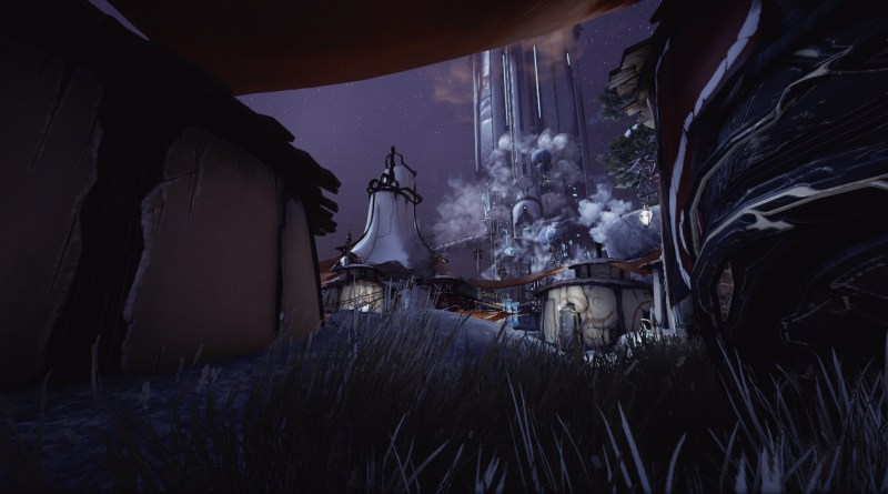 In the Marketplace of Cetus