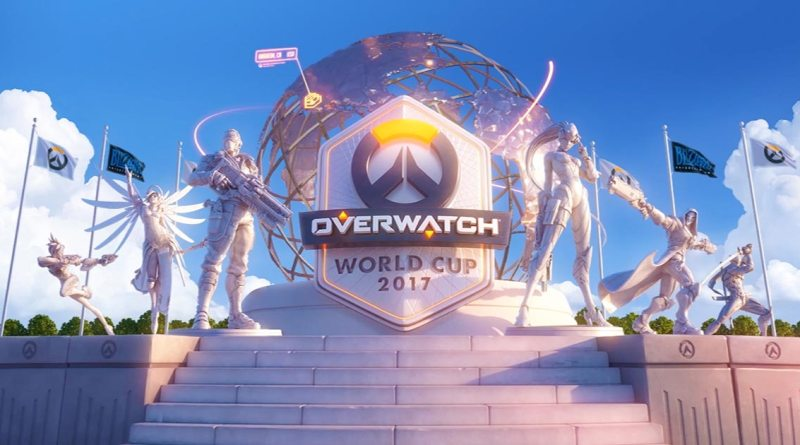 The Overwatch World Cup