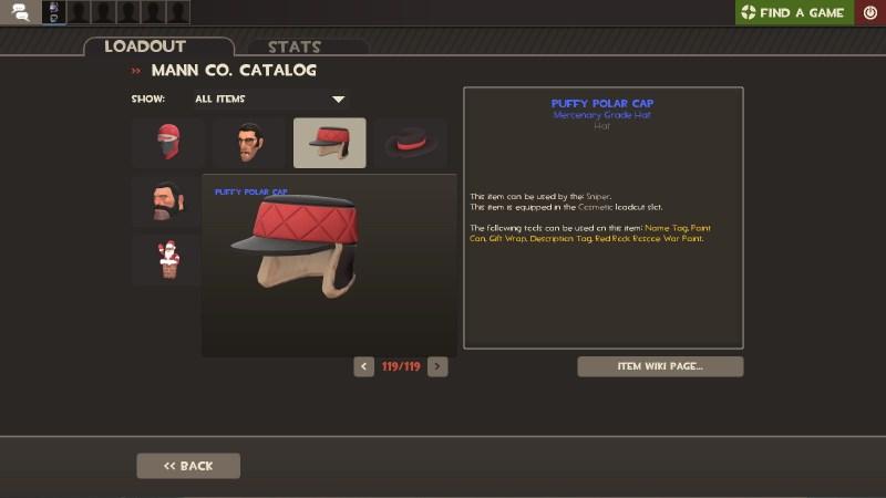 snipe hat
