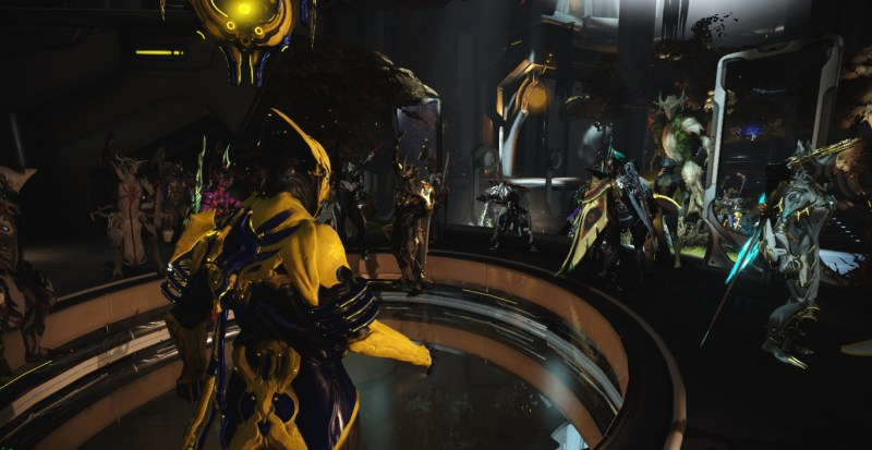 Maroo's Bazaar does have other uses though. You can trade your Ayatan items with her for endo, see what other people are selling and hang out in a pretty cool little relay.