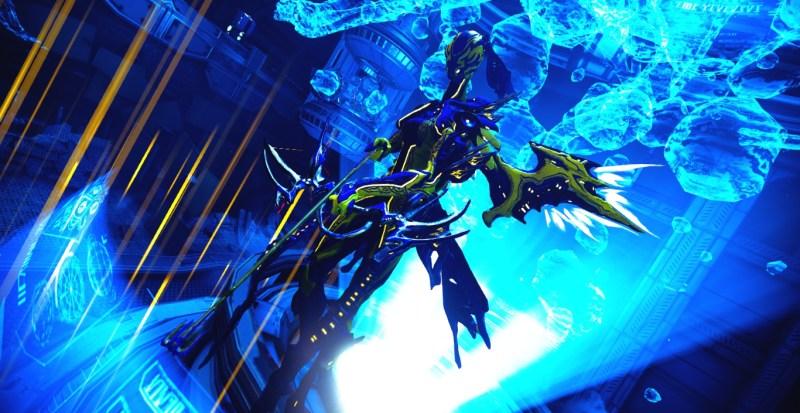 Titania with Naru Syandana and Avia armor set