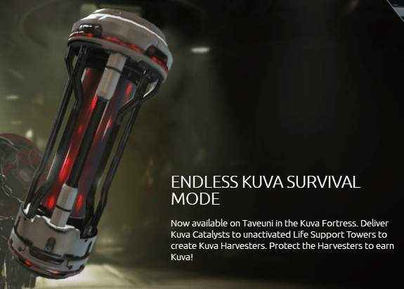 How to do a Kuva Survival.