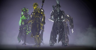 Members of the clan Tenno of Anarchy