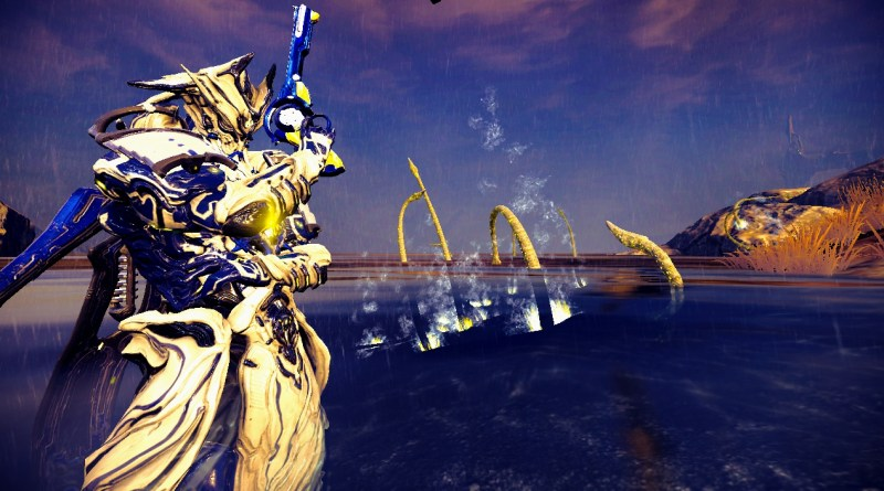 Hydroid and some tentacles.