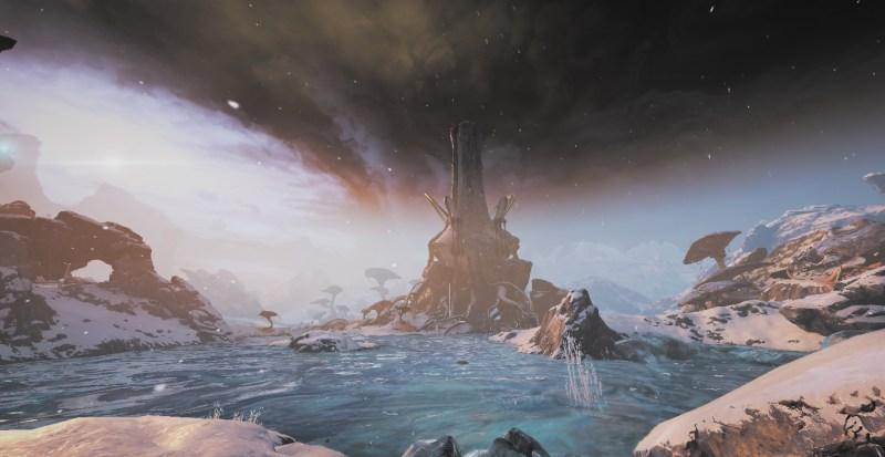 The Orb Vallis