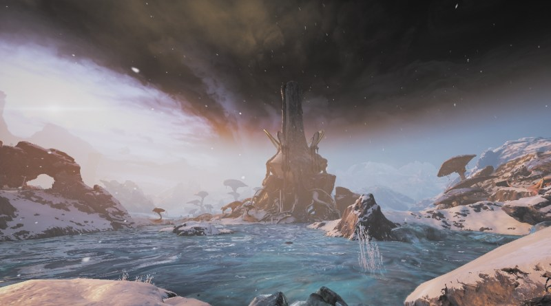 The Orb Vallis