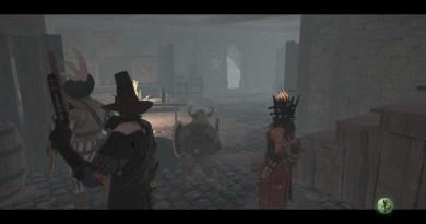 Warhammer Vermintide intro scene