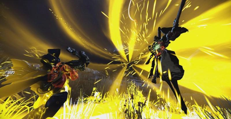 Revenant using the Phantasma against a Mimic