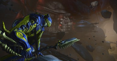 Ash Prime with a Zaw