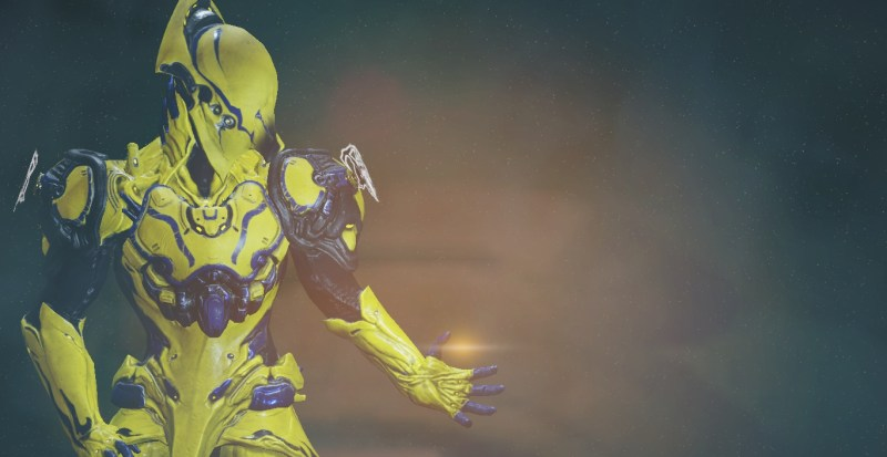 Volt Prime wearing the new Saturn Six armour.