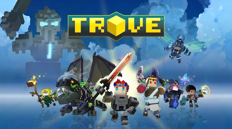 Trove - Loading Screen