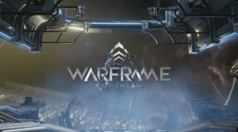 Warframe Empyrean - Shot from Tennolive 2019