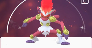 Shiny Infernape