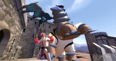 Medic and his Giratina