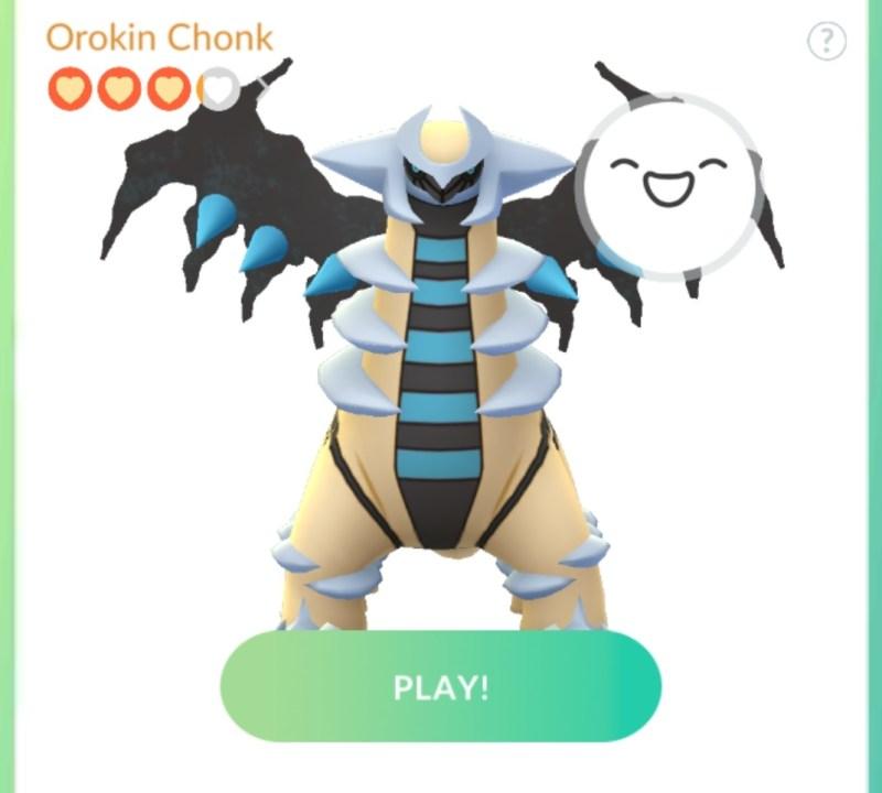 Orokin Chonk is very happy!