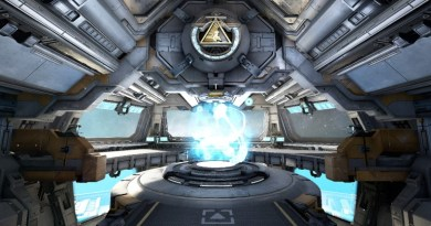 The new Corpus ship look