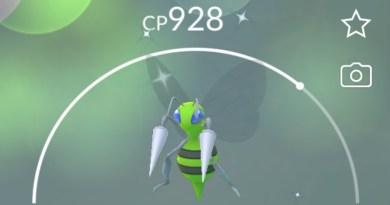 Shiny Beedrill