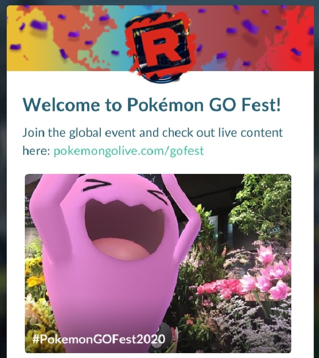 Go Fest Day 2, with Team Go Rocket