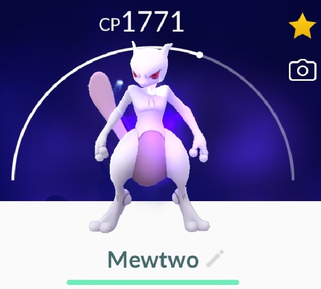 Shadow Mewtwo from research.