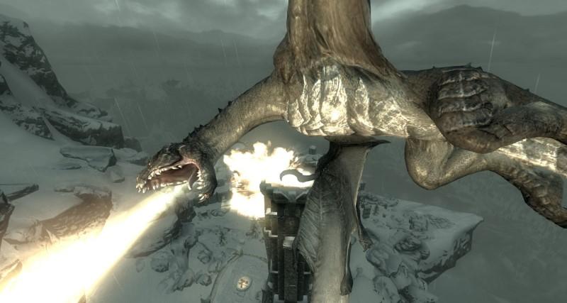 A good-looking Serpentine Dragon