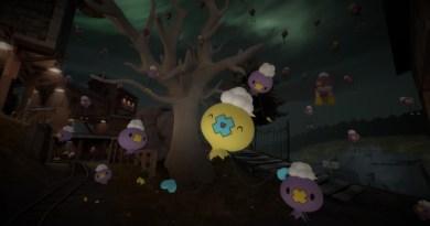 A Swarm of Drifloon