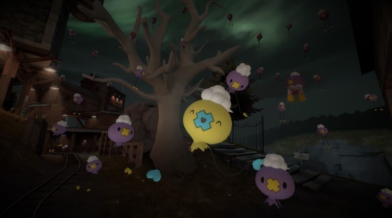 A Swarm of Drifloon