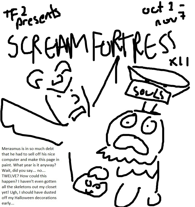 Scream Fortress XII