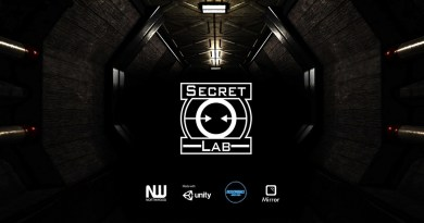 SCP Secret Lab