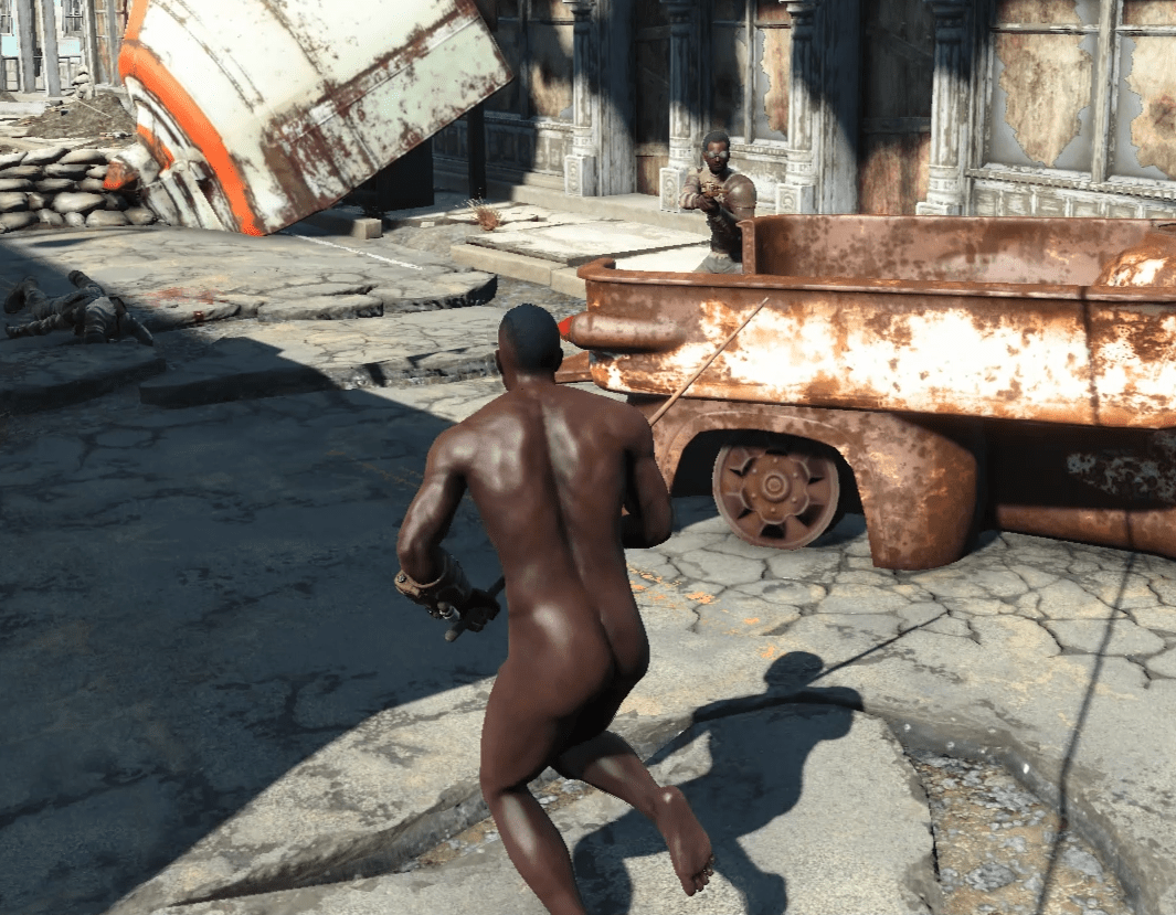 Fallout 4 Naked Mods