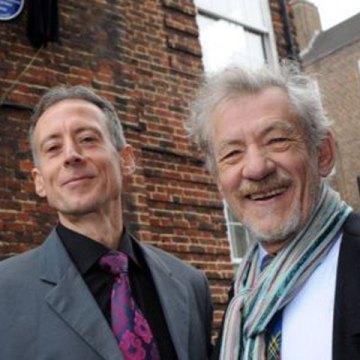 Peter and Ian