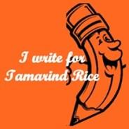 Love writing for Tamarind Rice