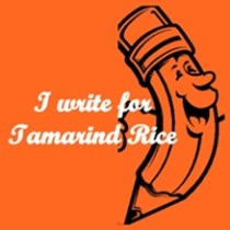 Love writing for Tamarind Rice