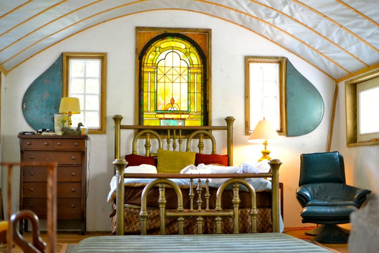 Sky Walker Bedroom @ WalkerWorldNC
