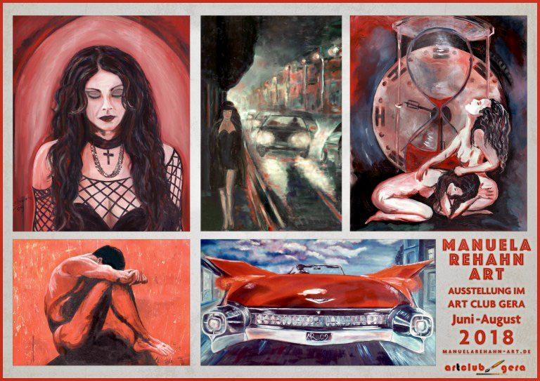 Manuela Rehahn ART – Ausstellung