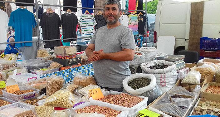 Antalya Kəmər bazarı