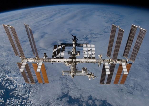 Estación Espacial Internacional. (Imagen/NASA)