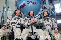 Según Alexandr Samokutiáev, la tripulación estaba preparada psicológicamente para el vuelo.