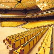 Sala de Conciertos con capacidad para 5,000 personas. Foto: Thorsten Klapsch/Edition Panorama.