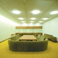 Sala de Conferencias. Foto: Thorsten Klapsch/Edition Panorama.