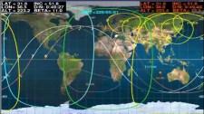 Apertura de la escotilla de Soyuz a las 03:60 GMT. Foto: NASA TV.