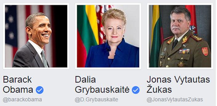 Screenshot сайта Facebook