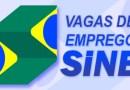 Vaga de Coordenador Administrativo no SINE de João pinheiro