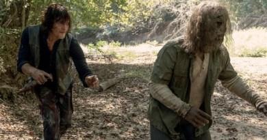 Com sangue nos olhos, Daryl enfrenta Alpha e fica por um triz em The Walking Dead