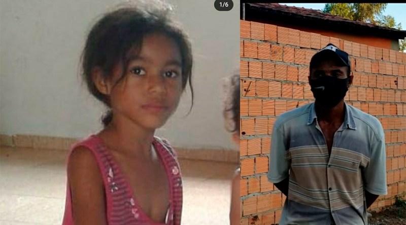 Historia de terror em Unaí: Padrasto foi preso, ele estuprou e matou a própria mãe, além de ter estuprado uma outra criança. Diz Delegado do caso Ana Paula