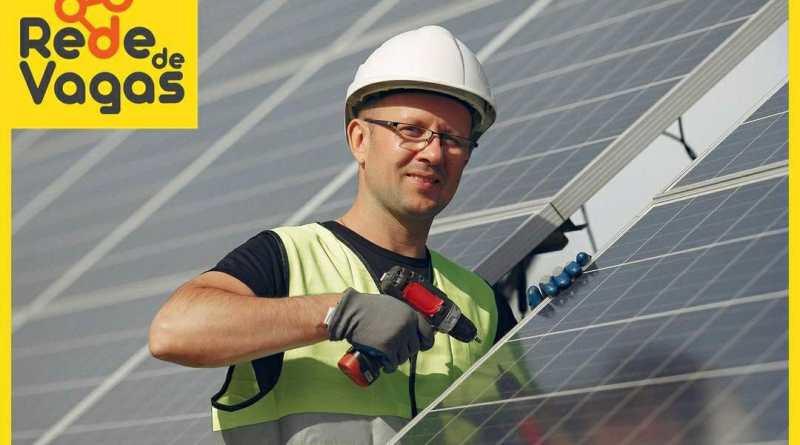 Oportunidade de emprego para montador de estruturas metálicas – Sol Lar – João Pinheiro